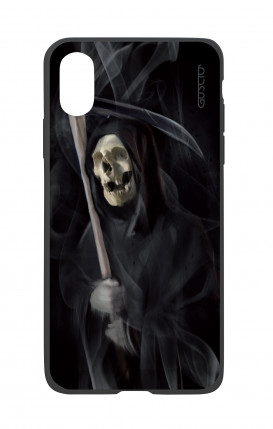 Cover Bicomponente Apple iPhone X/XS - Morte con falce