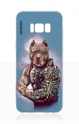 Cover Samsung S8 Plus - Pitbull Tattoo