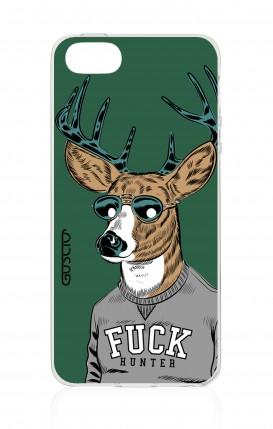 Cover Apple iPhone 5/5s/SE - Fuck Hunter