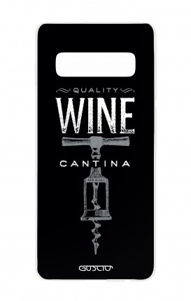 Cover TPU Samsung S10 - Wine Cantina