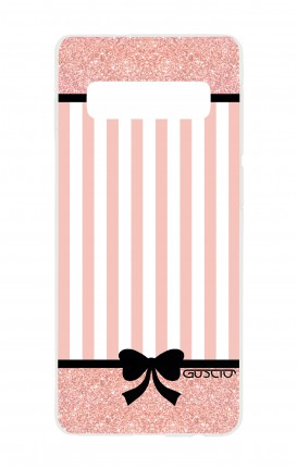 Cover Samsung S10 - Romantic pink
