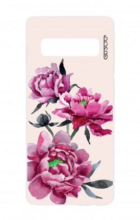 Cover Samsung S10 - Pink Peonias