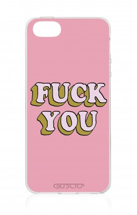 Cover Apple iPhone 5/5s/SE - Fuck You