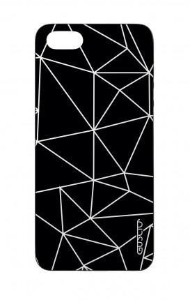 Cover Bicomponente Apple iPhone 5/5s/SE  - Astratto geometrico