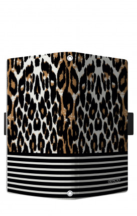 Cover Universal Casebook size5 - Animalier & Stripes