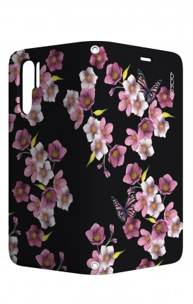 Case STAND Huawei P30 PRO - Cherry Blossom