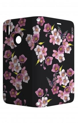 Cover STAND Huawei P20 Lite - Fiori di ciliegio