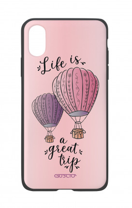 Cover Bicomponente Samsung S9Plus - Maculato Nothing Heaven