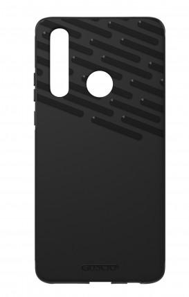 Case Skin Feeling Huawei P30 Lite BLK - Hatchings