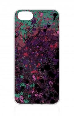 Cover Apple iPhone 5/5s/SE - Spruzzo di colori