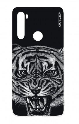 Cover TPU Xiaomi Redmi Note 8T - Tigre nera