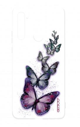 Cover TPU Xiaomi Redmi Note 8T - Volo di farfalle