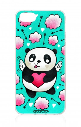Cover Apple iPhone 5/5s/SE - Cupid Panda