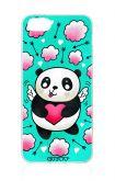 Cover Apple iPhone 5/5s/SE - Cupid Panda