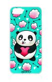 Cover Apple iPhone 5/5s/SE - panda cupido