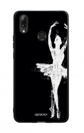 Cover GLITTER Liquid Apple iPhone 6/6s/7/8 BLACK - Caticorn