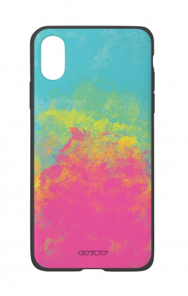 Cover Bicomponente Apple iPhone XR - Mineral FuxiaTiffany