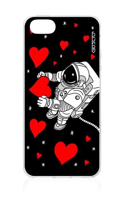 Cover Apple iPhone 5/5s/SE - Love in the Space