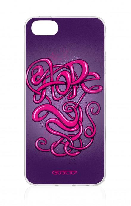 Cover TPU Apple iPhone 5/5s/SE - La speranza