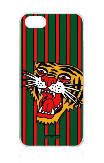Cover Apple iPhone 5/5s/SE - Regimental Tiger