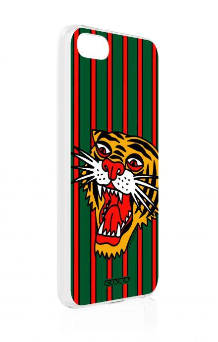 Cover Apple iPhone 5/5s/SE - Tigre colorata