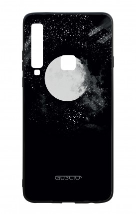 Samsung A9 2018 WHT Two-Component Cover - Moon