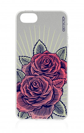 Cover Apple iPhone 5/5s/SE - Roses