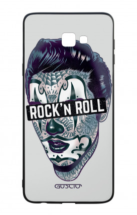 Cover Bicomponente Samsung J4 Plus - Rock & Roll King Clown
