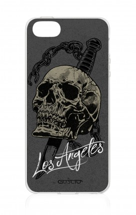 Cover Apple iPhone 5/5s/SE - Teschio los angeles