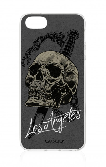 Cover Apple iPhone 5/5s/SE - Los Angeles Skull