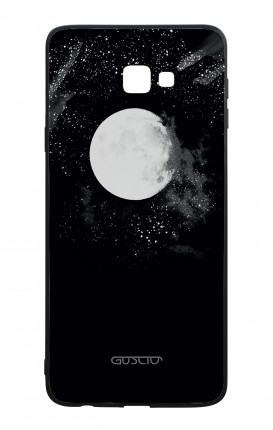 Samsung J4 Plus WHT Two-Component Cover - Moon