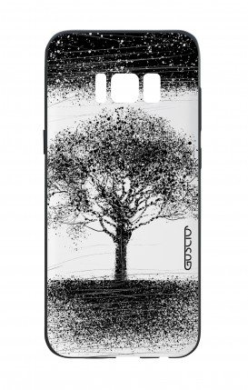 Samsung S8 White Two-Component Cover - INK Tree