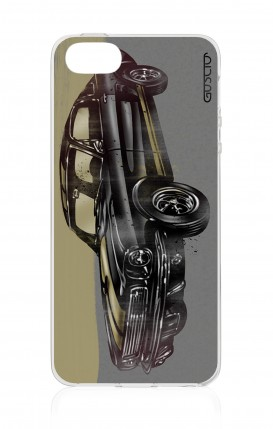 Cover Apple iPhone 5/5s/SE - Auto d'epoca