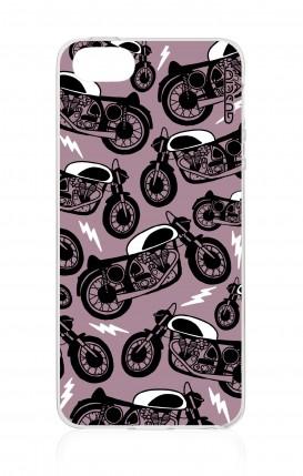 Cover Apple iPhone 5/5s/SE - Tante moto