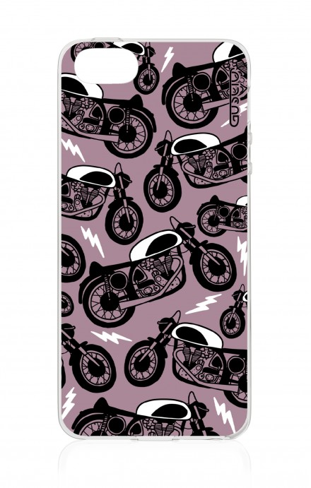 Cover Apple iPhone 5/5s/SE - Tante moto