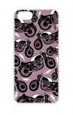 Cover Apple iPhone 5/5s/SE - Moto pattern