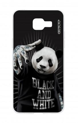 Cover Samsung Galaxy A5 (2016) - B&W Panda