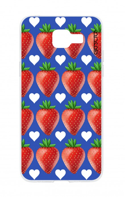 Cover Samsung Galaxy A5 (2016) - Strawberry pattern