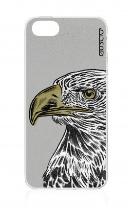 Cover Apple iPhone 5/5s/SE - Aquila reale