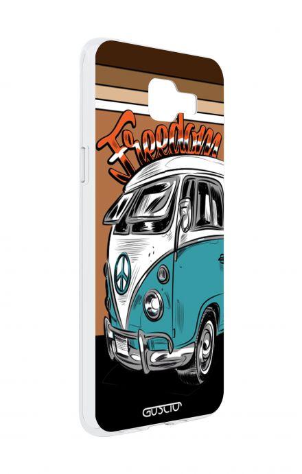 Cover Samsung Galaxy A5 (2016) - Freedom Bus