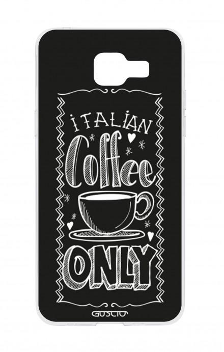 Cover TPU Samsung Galaxy A5 (2016) - Solo caffè italiano
