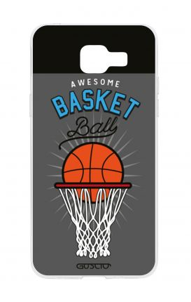 Cover TPU Samsung Galaxy A5 (2016) - Palla da basket