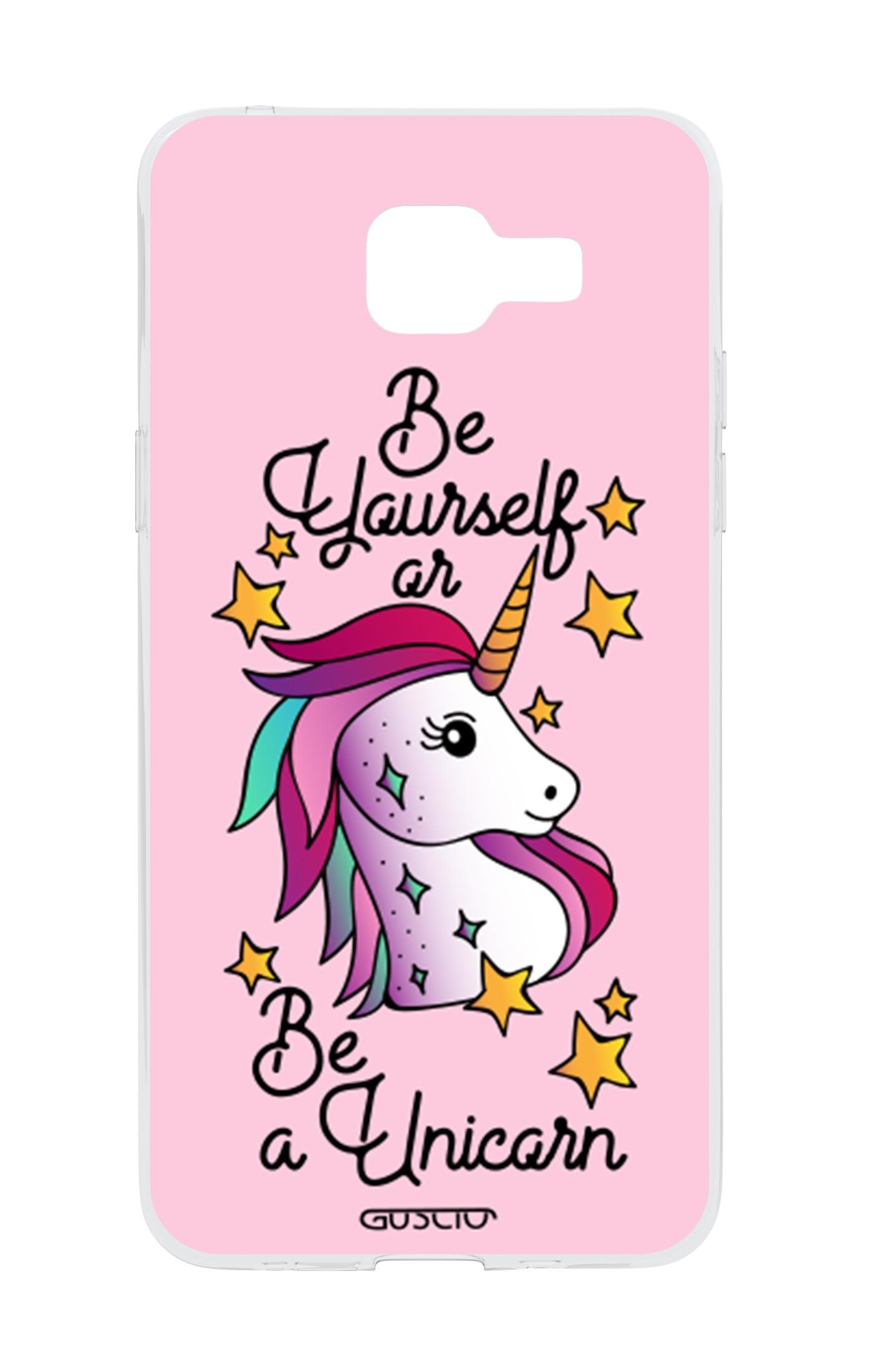 newest e9164 93268 Cover Samsung Galaxy A5 (2016) - Be a Unicorn - Gusciostore