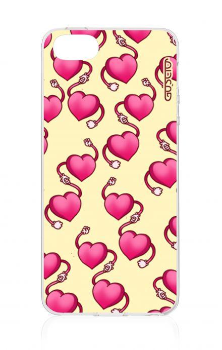 Cover Apple iPhone 5/5s/SE - Cuori per mano