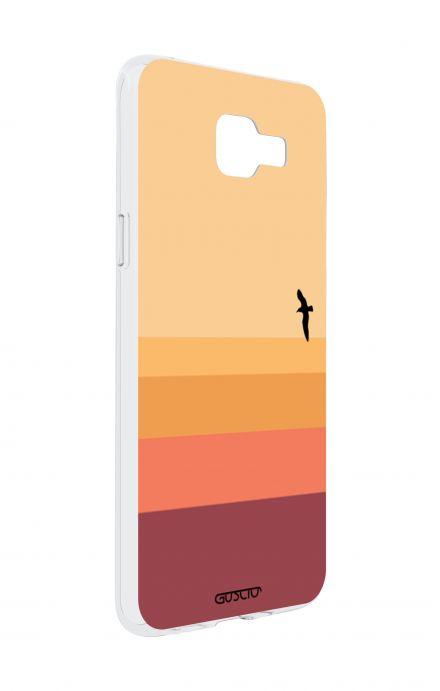Cover TPU Samsung Galaxy A5 (2016) - Righe estive