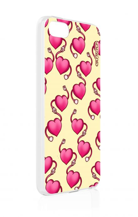 Cover Apple iPhone 5/5s/SE - Hearts