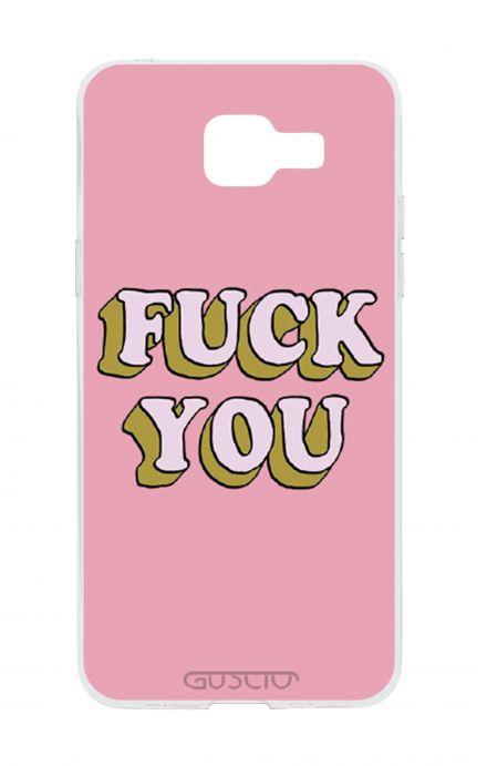 Cover Samsung Galaxy A5 (2016) - Fuck You
