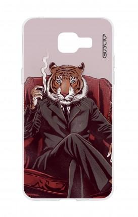 Cover Samsung Galaxy A5 (2016) - Tigre elegante