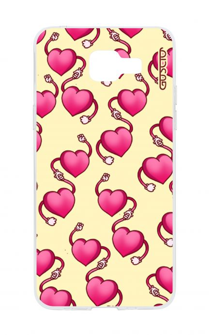 Cover Samsung Galaxy A5 (2016) - Hearts