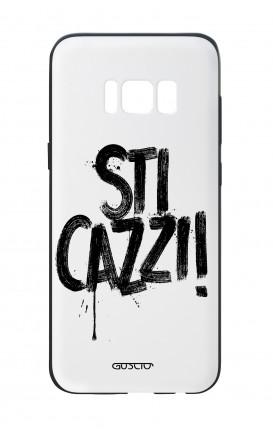 Cover Bicomponente Samsung S8 - STI CAZZI 2